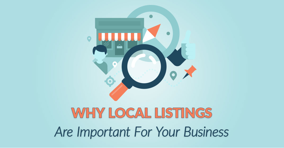 Why Local Listings Are Important for Your Business