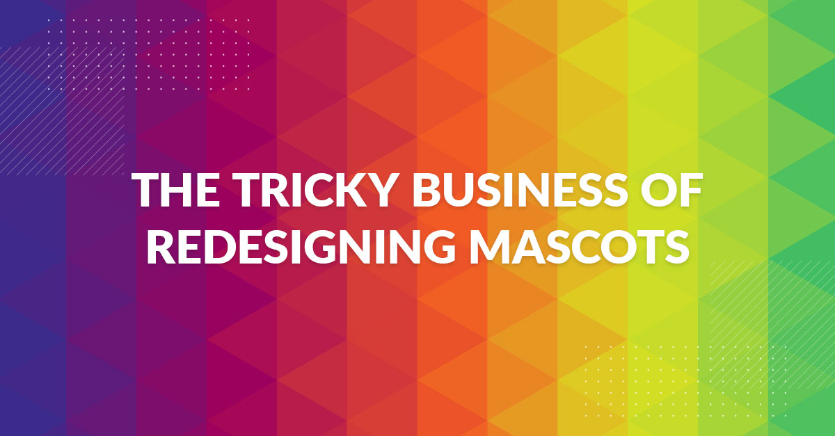 The Tricky Business of Redesigning Mascots