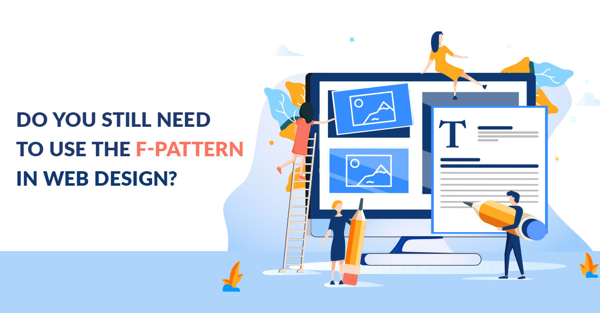 The F-Pattern in Web Design